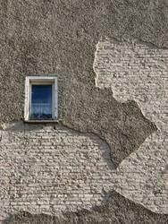 Angesicht, oder Italien an der Hauswand