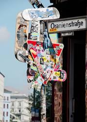 Streetart Oranienstraße