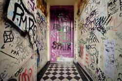 Graffiti macht süchtig