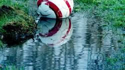 ...ins Wasser gefallen