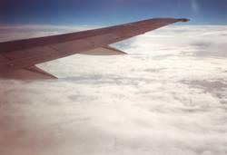 Flugzeug - Tragfläche 1