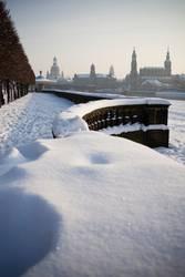 dresden goes schnee
