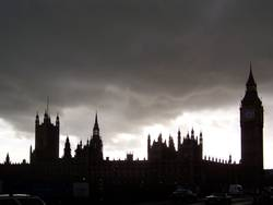 Spooky Houses of Parliament