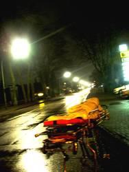 lonesome stretcher