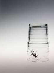 Glas-Gefängnis I