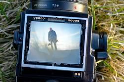 bodenständig | Kamera-Mann