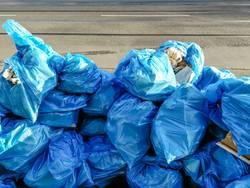 So viel Müll