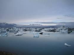 Eisig – Gletscherlagune in Island – nochmals