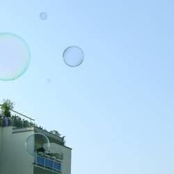 Frühstück-Bubbles