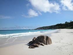 Stone on Beach