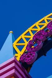 NYC - Luna Park Coney Island - SCR (blue)