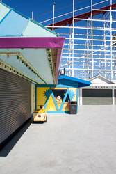 Santa Cruz Boardwalk – M