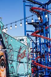 NYC - Luna Park Coney Island - CYCLONE