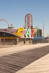 NYC - Luna Park Coney Island - CAR