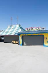 Santa Cruz Boardwalk –Bazooka