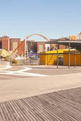 NYC - Luna Park Coney Island - Nathan's Original