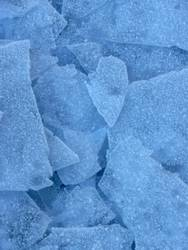 Eis am Chiemsee