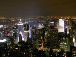New York City - vom Empire aus