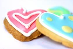 Kekse der Liebe