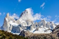 Fitz Roy Peak, El Chalten, Patagonia, Argentina
