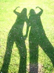 Schatten-Frauen