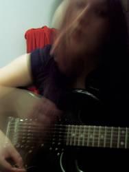 Me and my guitar III