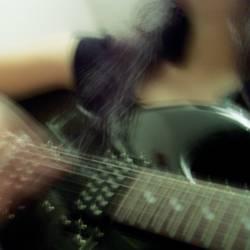 Me and my guitar I