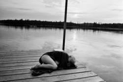 schlafen am See