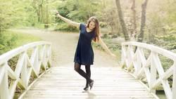 Tanz auf der Brücke
