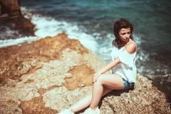 Sommerzeit - summer girl