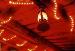 Rote Lampe