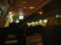 Boeing 737 - 800 (innen)