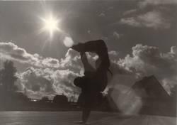 Brakedance in der Sonne