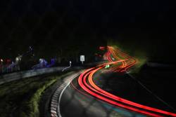 Nordschleife at Night