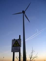 Gefährliche Windkraft