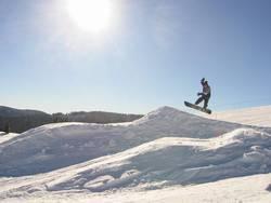 Jump on Feldberg