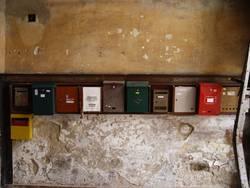 Postsendungszwischenlager