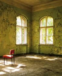 Grüner Salon