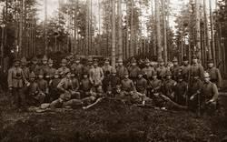 Im Wald da sind die Räuber