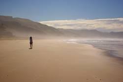 Sandy hot