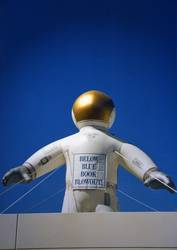 Aufblasastronaut
