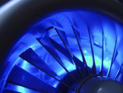 Kühles Blau