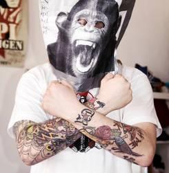 Kiss me I'm Punk