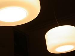 zwei lampen