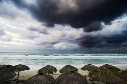 hurricane im anflug