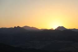 Sunset Ronda