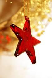 Stern aus Glas I