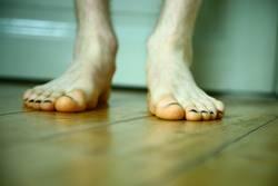 Flos Plattfüße
