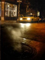 taxi in soho