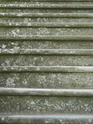 Treppe in einem Landhaus